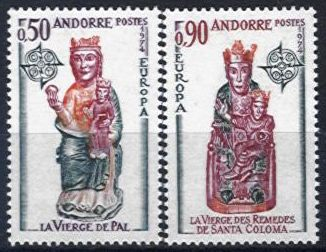 1974 Andorra (French)