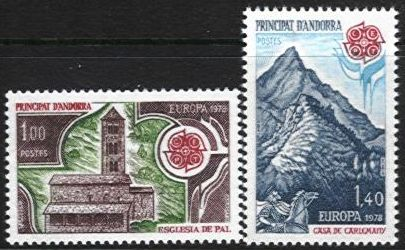 1978 Andorra (French)