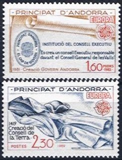 1982 Andorra (French)