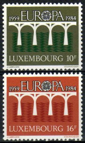 1984 Luxembourg