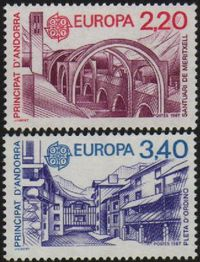1987 Andorra (French)