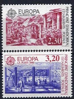 1990 Andorra (French)