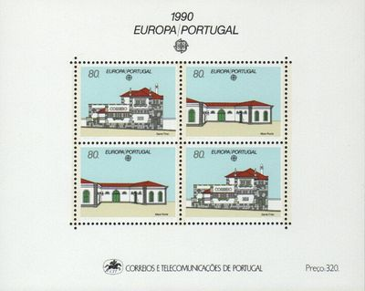 1990 Portugal M/S