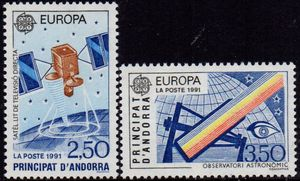 1991 Andorra (French)