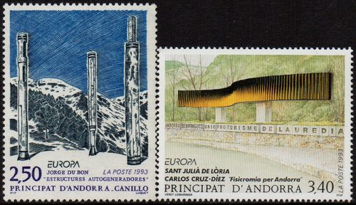 1993 Andorra (French)