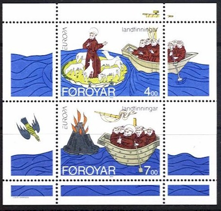 1994 Faroe Islands (M/S)