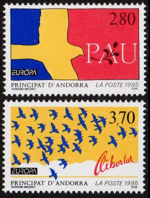 1995 Andorra (French)