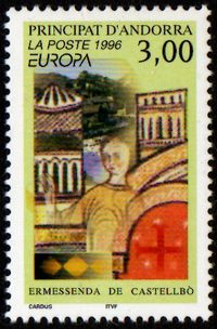 1996 Andorra (French)