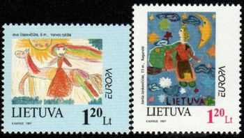 1997 Lithuania