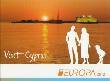 2012 Cyprus (Booklet)