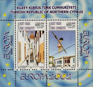 2002 Turkish Cyprus (M/S)