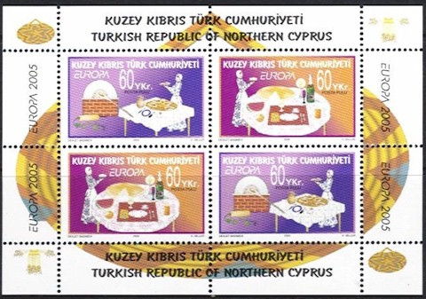 2005 Turkish Cyprus M/S