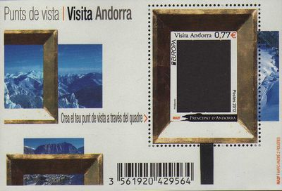 2012 Andorra (French) M/S