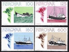 1977 Fishing Boats