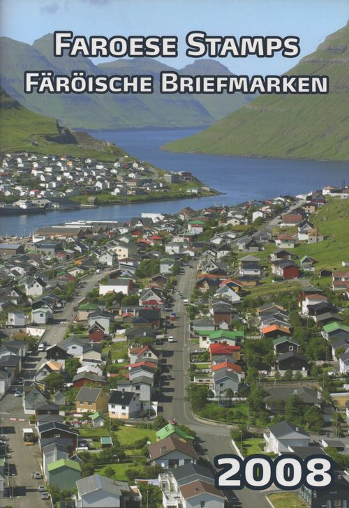 2008 Faroes Year Book