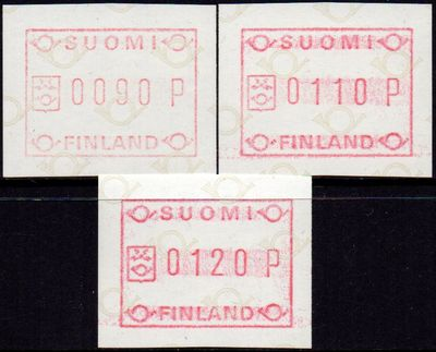 1982 Fixed Value FRAMA Labels