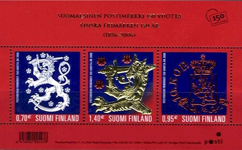 2006 Stamps Jubilee (M/S)
