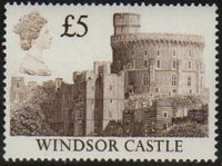 1988 £5.00 Windsor Castle