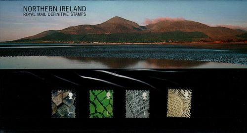 2001 N. Ireland Pack No 53