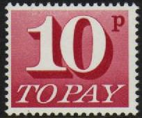 10p Red