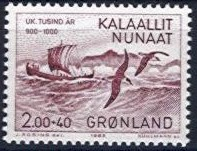1982 Millenery of Greenland (1st Issue)