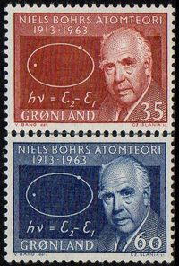 1963 Bohr's Atomic Theory