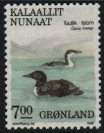 7.00 Kr Great Northern Diver