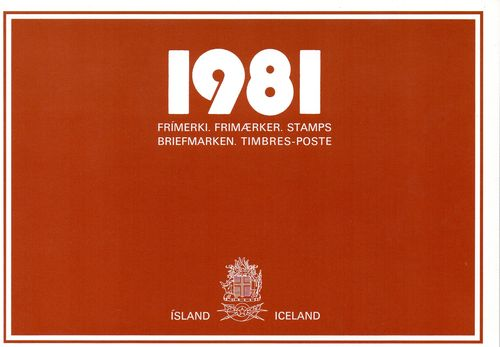 1981 Year Pack