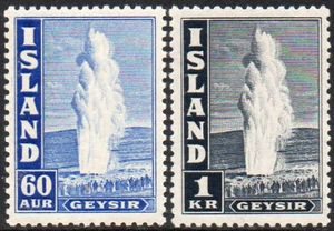 1947 Great Geyser (Perf 11½)