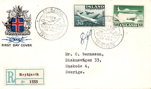 1959 Civil Aviation