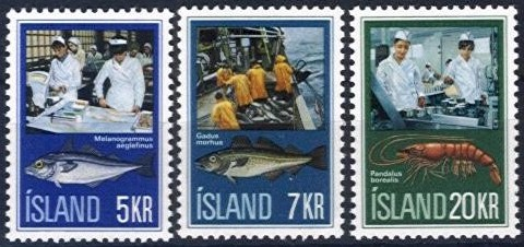 1971 Fishing Industry