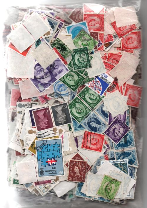 Great Britain - Off Paper - 1960's/70's