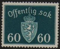 60ø Greenish Blue
