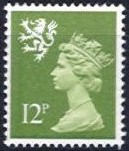 12p Yellow Green