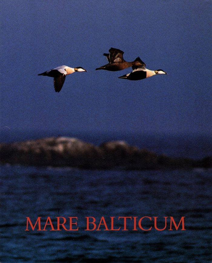 1992 MARE BALTICUM - Birds of the Baltic