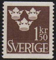 1 Kr 50 Brown