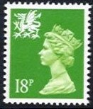 18p Green Right Band