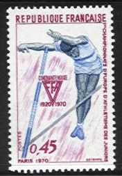 1970 Junior Athletics