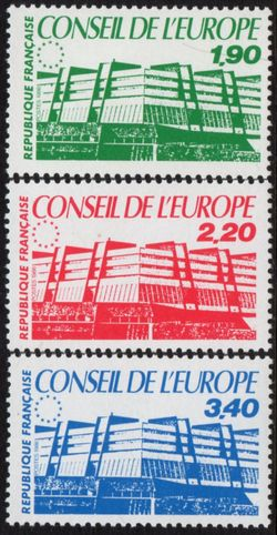 1986 Council of Europe