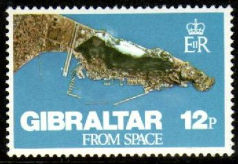 1978 Gibraltar From Space (1v)