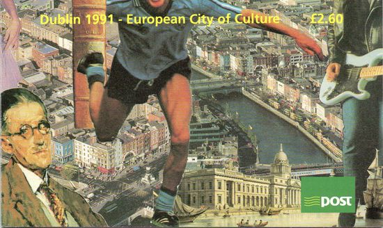 1991 Dublin - City of Culture (Booklet)