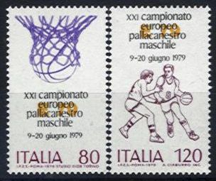 1979 European Basketball Championships
