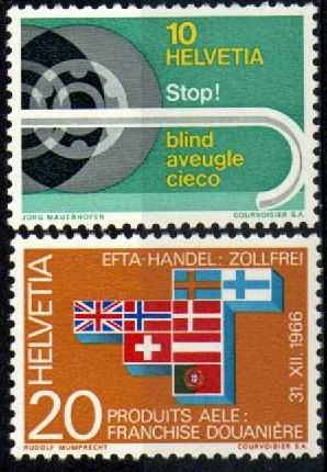 1967 Publicity Issue I